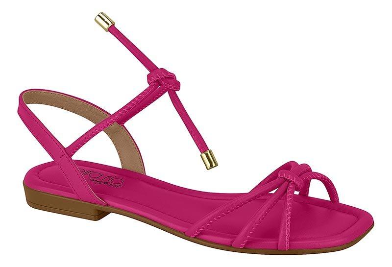 Rasteira Beira Rio Pink 8328.450