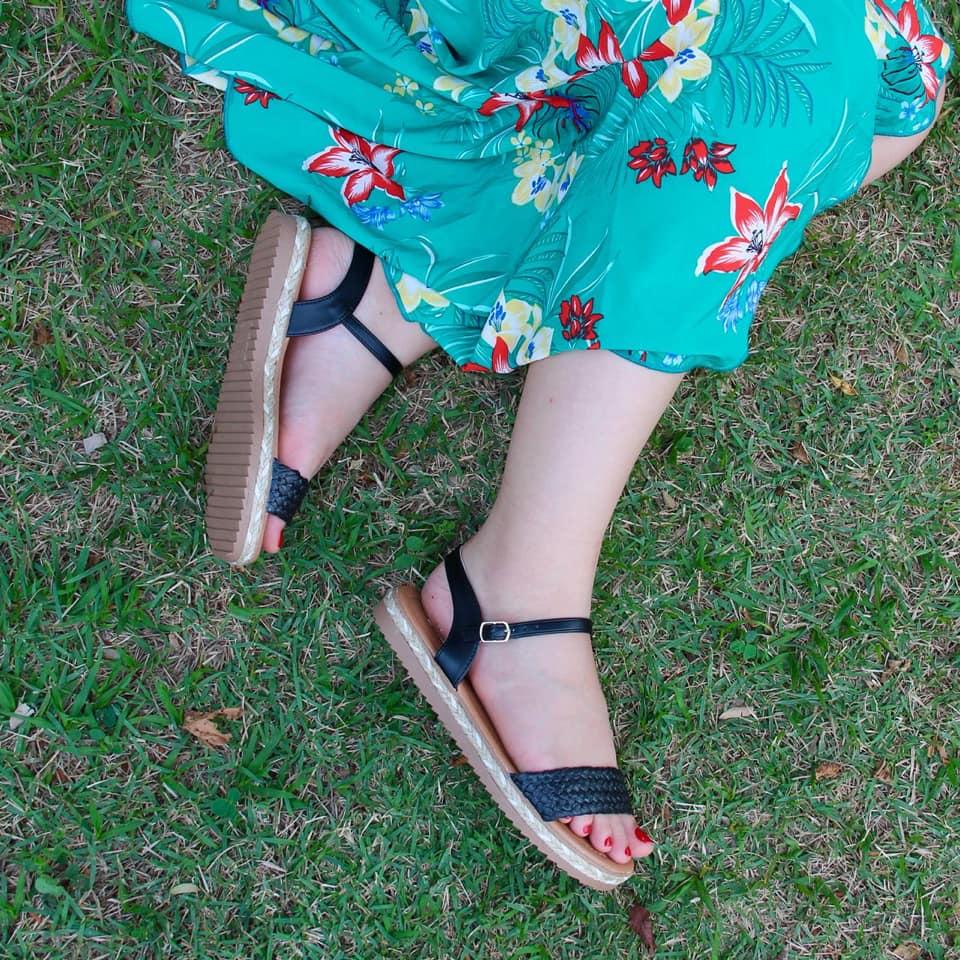 Sandália Avarca Sabrina by Deborah Munhoz