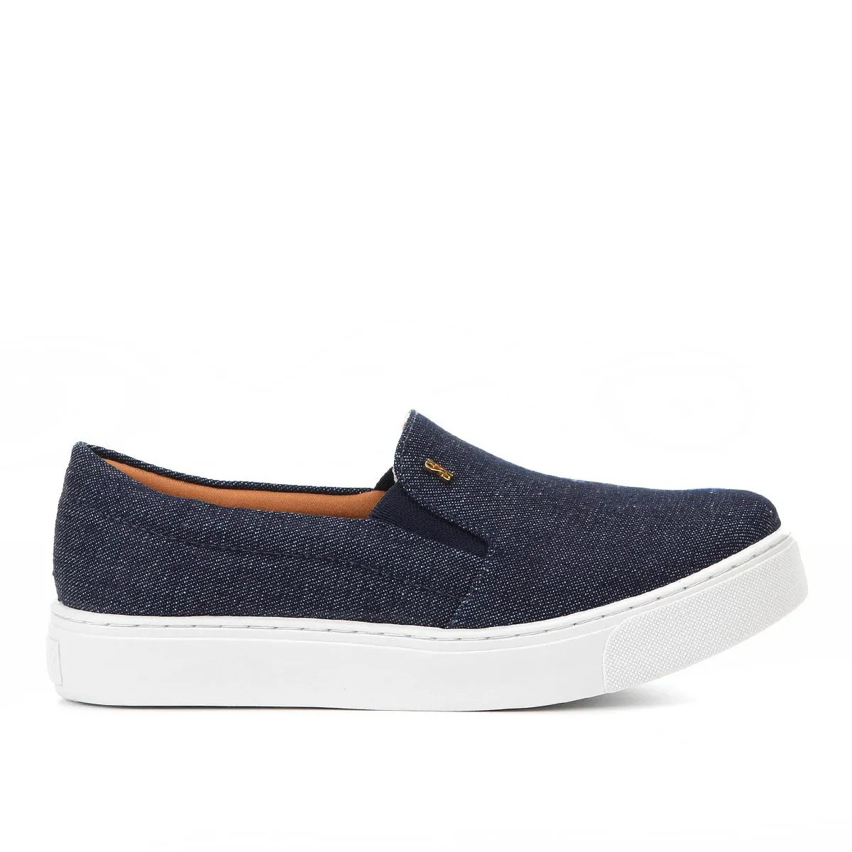 Slip On by Santa Lolla Jeans Baixo