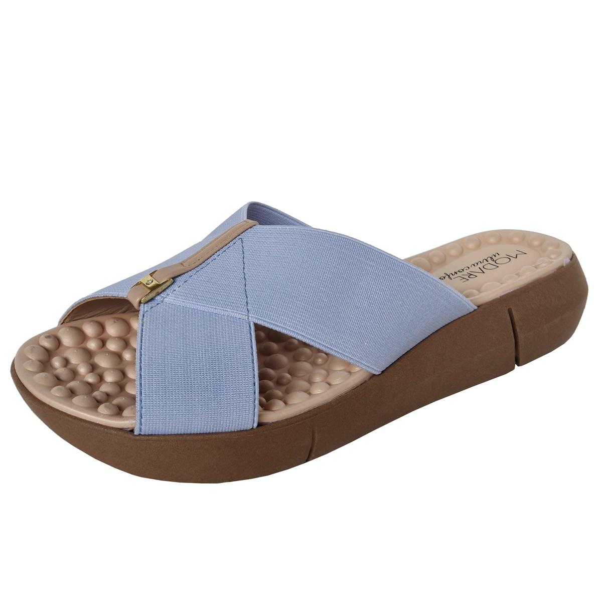 Tamanco Jeans Modare 7142.101