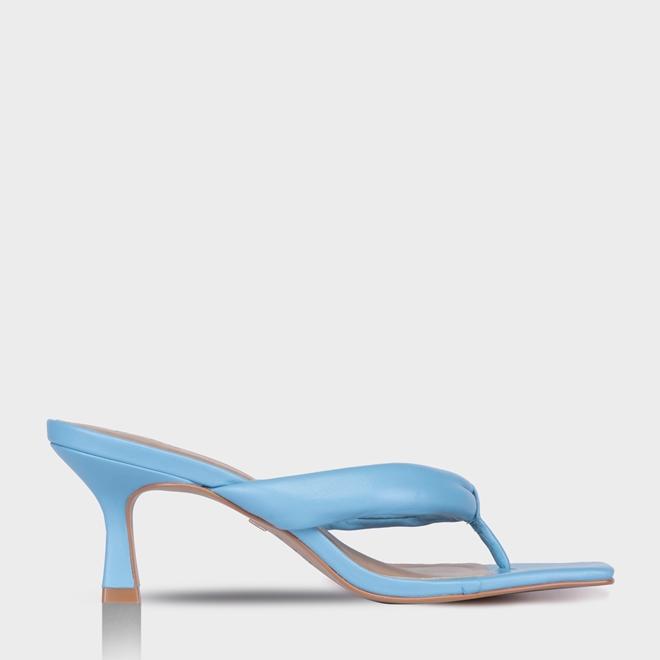 Thong Sandal Azul Carrano 322004