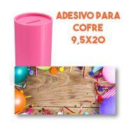 Adesivo Cofre 9,5 x 20