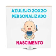 Azulejo 20x20 Nascimento