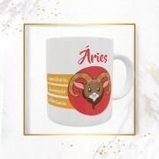 Caneca Signos - Aries