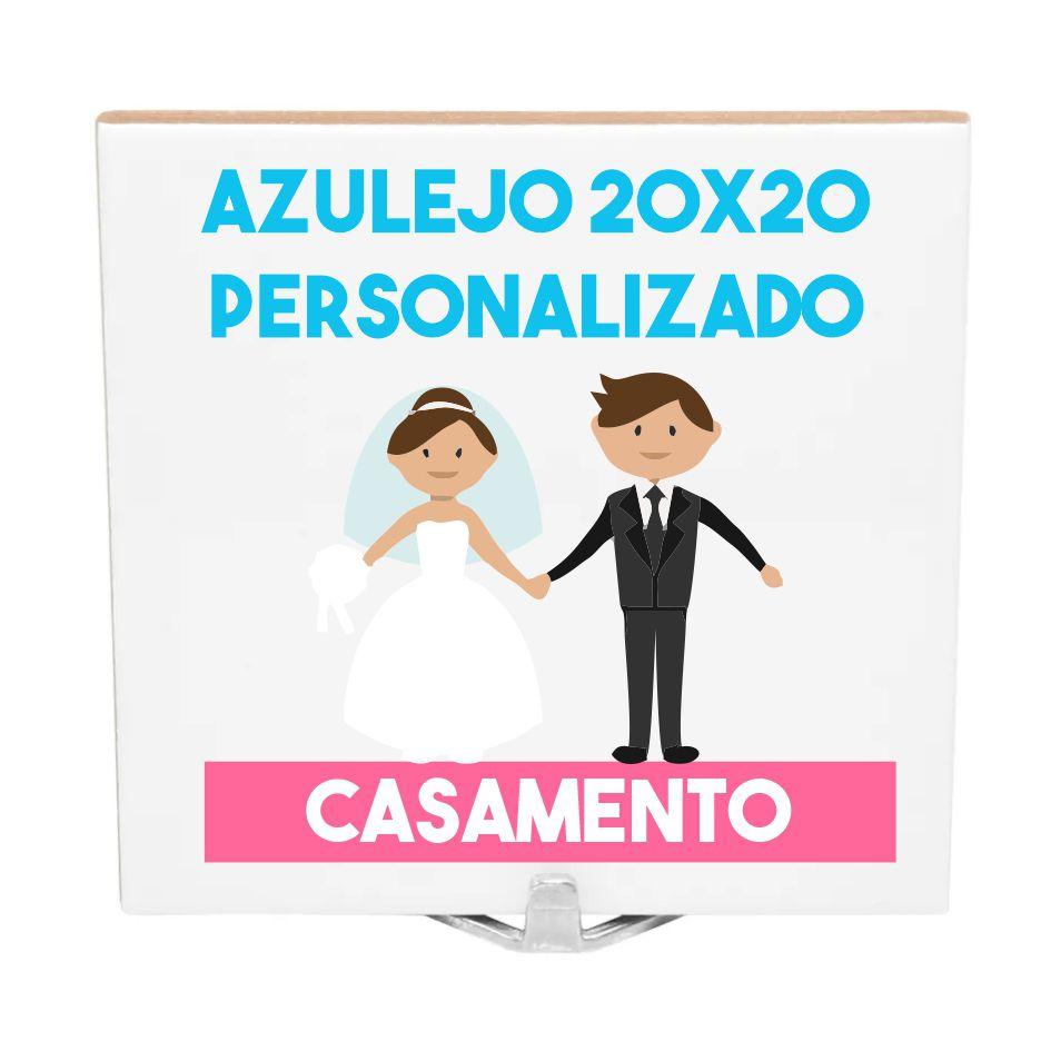 Azulejo 15x15 Casamento