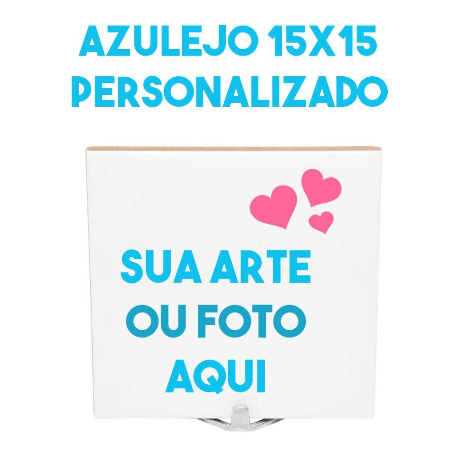 Azulejo 15x15 Personalizado
