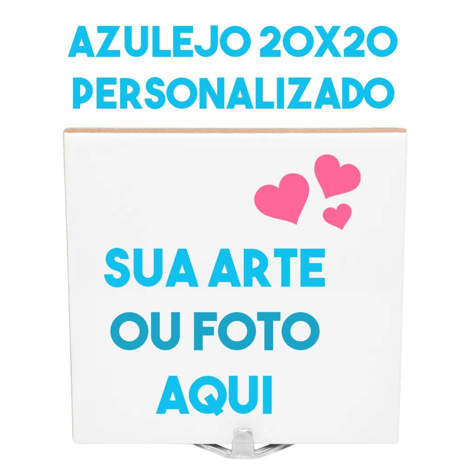 Azulejo 20x20 Personalizado