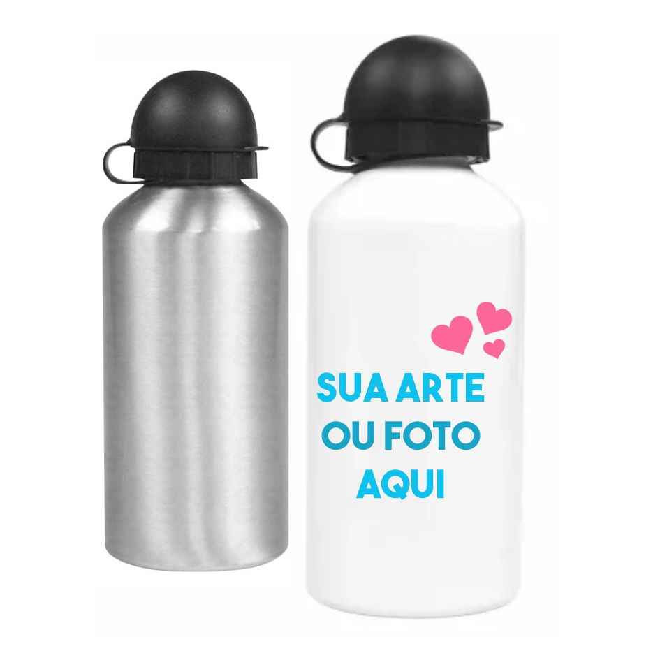 Squeeze Bolinha Personalizada 500ml