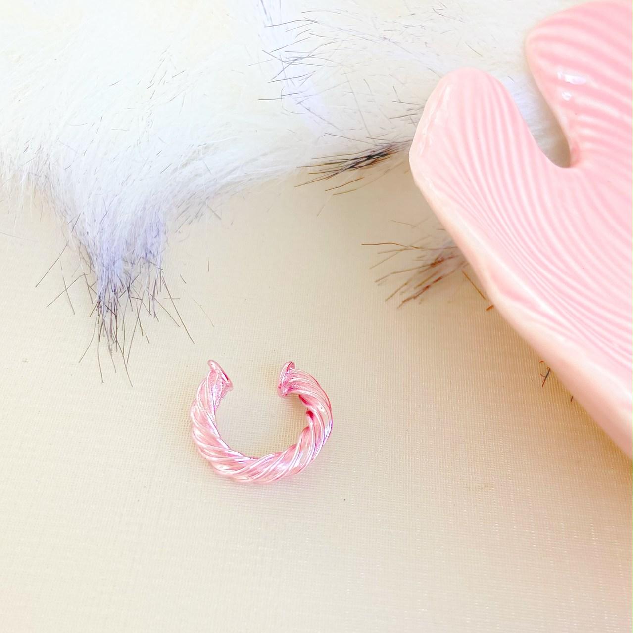 Piercing Fake Pink - PIR0405