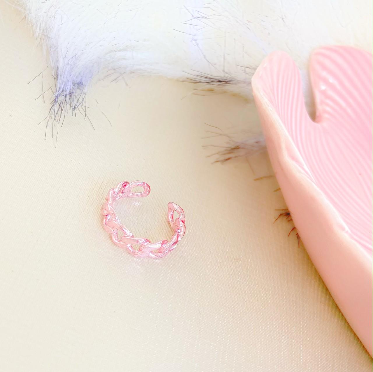 Piercing Fake Pink - PIR0706P