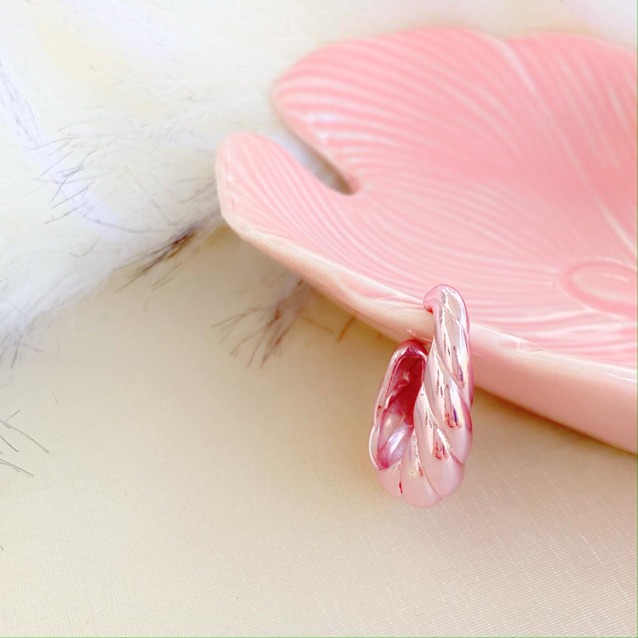 Piercing Fake Pink - PIR6018