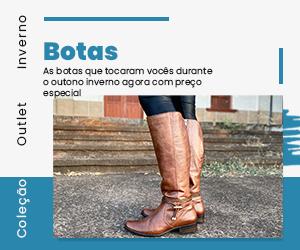 promoções de botas