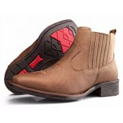 Bota Capelli Country 472 Marrom Masculino
