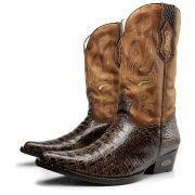 Bota Capelli Country 7013 Marrom Masculino