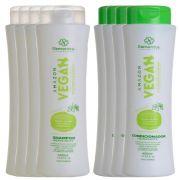 Kit S'amontté 04und Shampoo e Condicionador 400ml - Selecione a fragrância