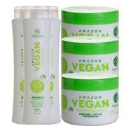 Kit S'amontté 3und Shampoo + Máscara - Selecione a fragrância