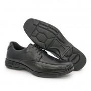 Sapato Masculino BR2 Social Comfort 451 Preto