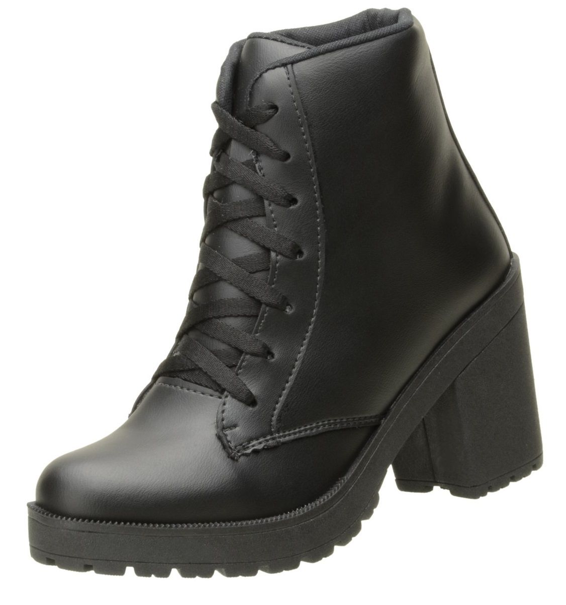 Bota Cano Curto Fosca Ankle Boot - 030 Cores