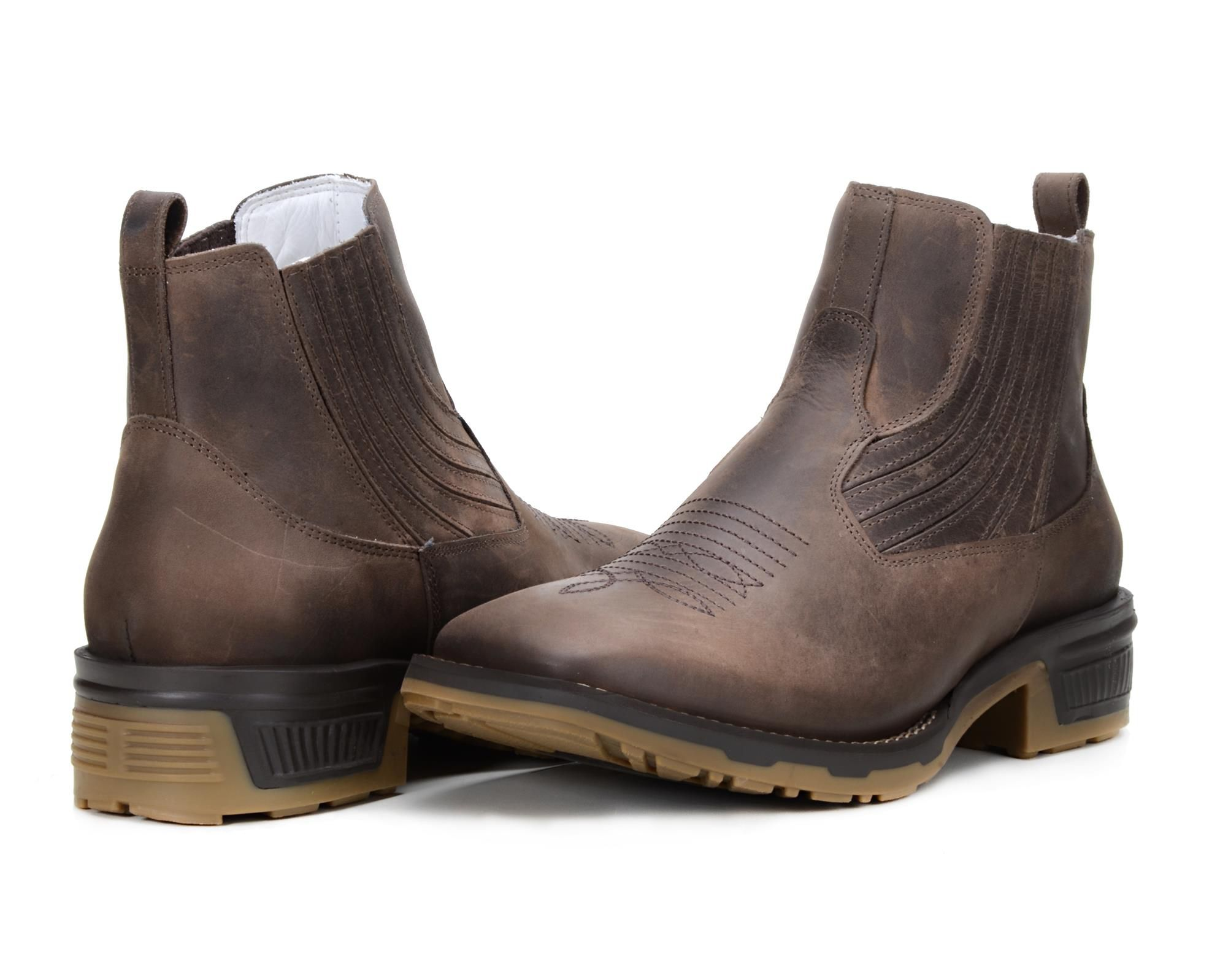 Bota Capelli Country 1020 Marrom Masculino