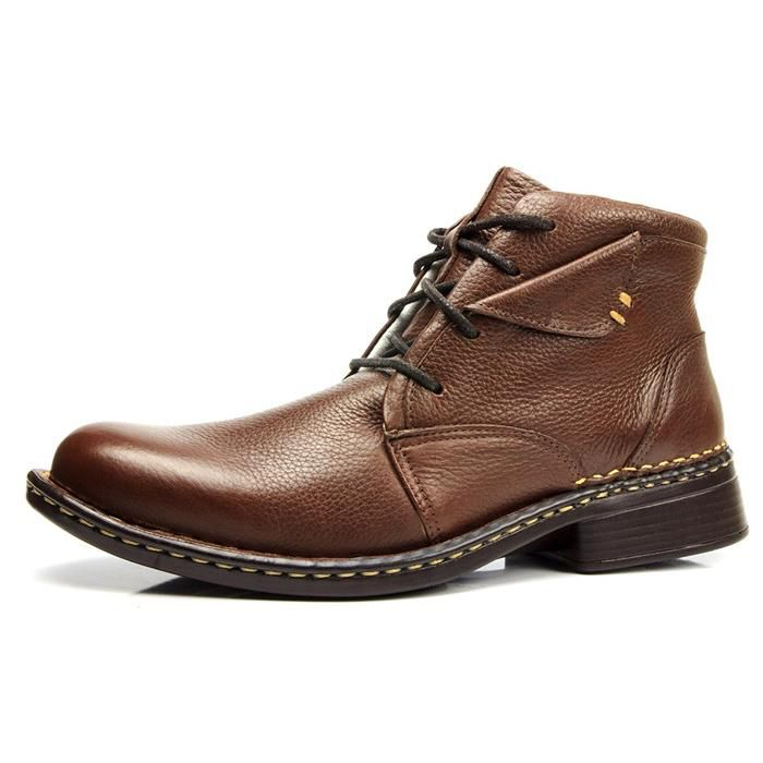 Bota Capelli Country 2725 Marrom Masculino