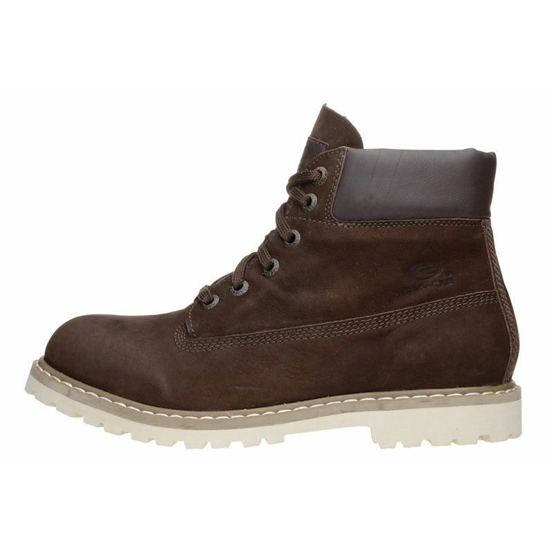 Bota Coturno ClaCle Chocolate