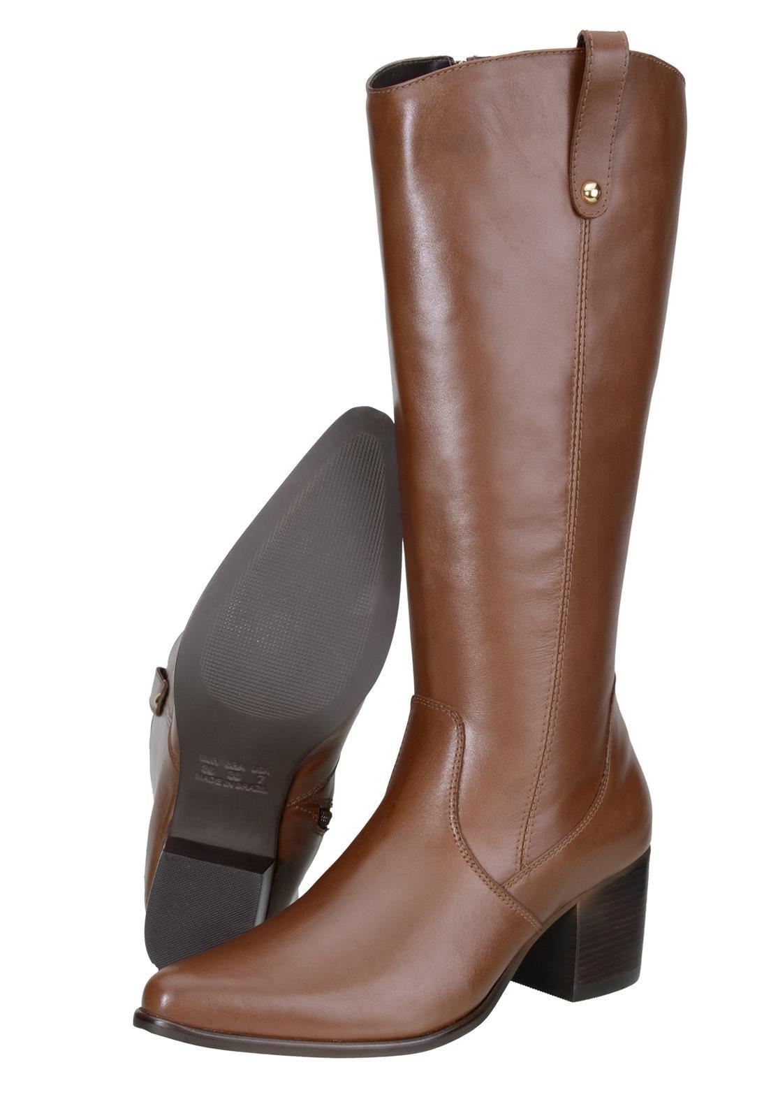 Bota Encinas Leather Montaria 5109 - Cores