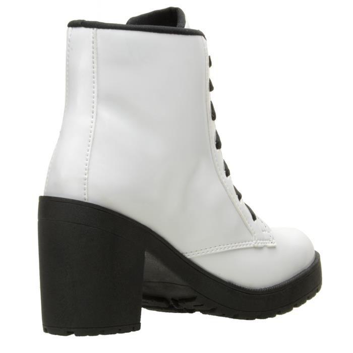 Bota Encinas Leather 030 Verniz - Cores