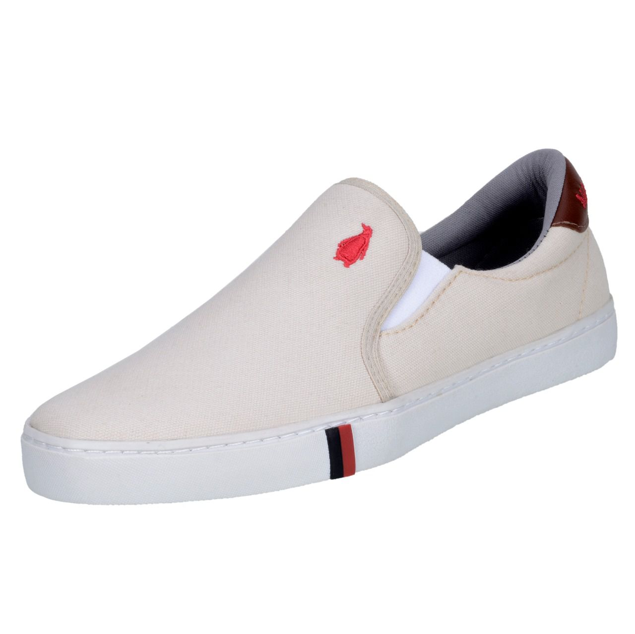 Sapatênis Casual MacShoes 1010 Bege
