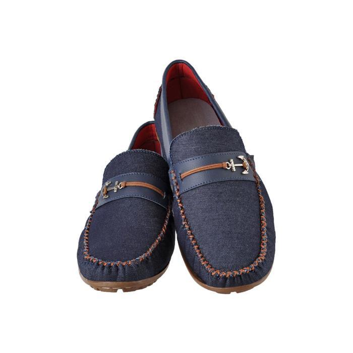 Sapatilha JW Jeans Marinho 525