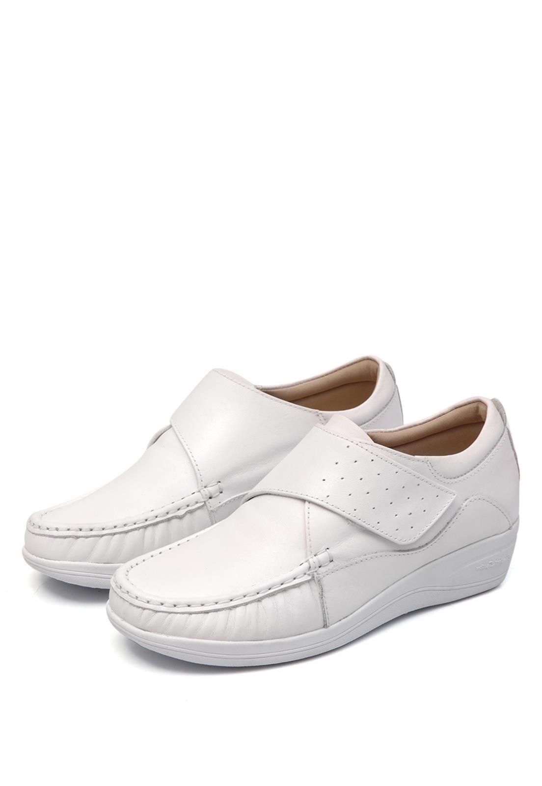 Sapato Anabela Mager 084 Napa - Cores