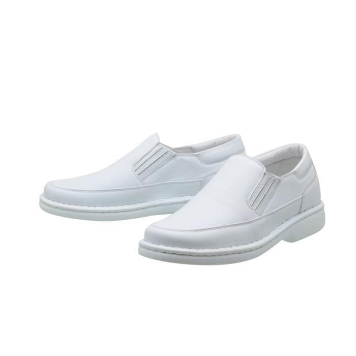 Sapato Asa Social Branco