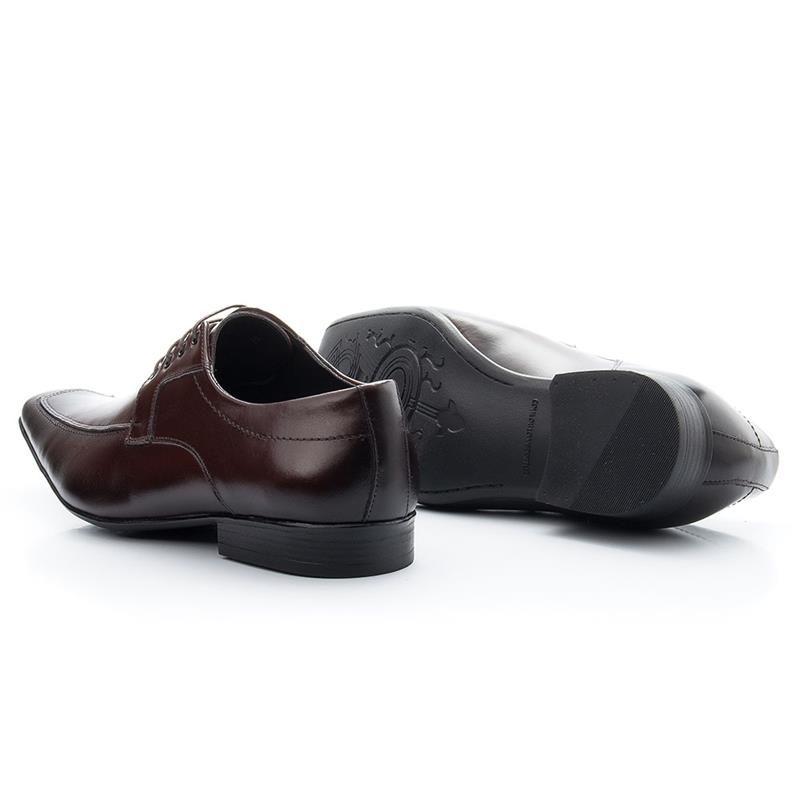 Sapato Bigioni Masculino Social Couro 400 Marrom