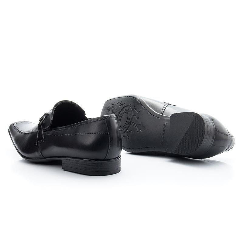 Sapato Casual Bigioni Masculino 404 Preto