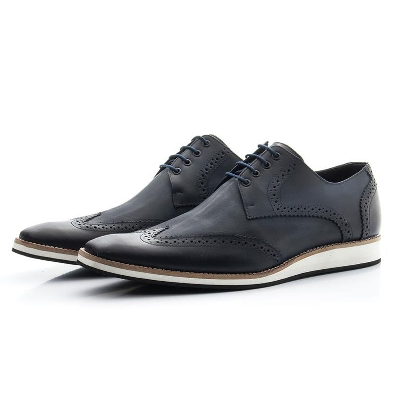 Sapato Oxford Bigioni 516 - Cores Disponíveis