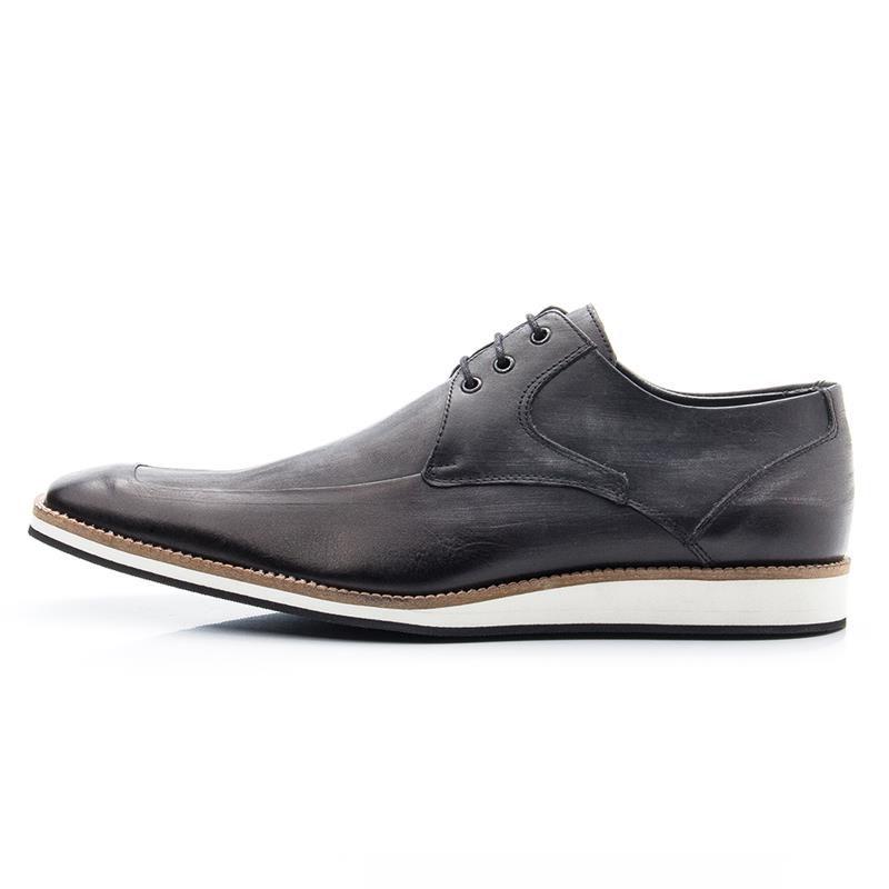 Sapato Oxford em Couro 363 Preto