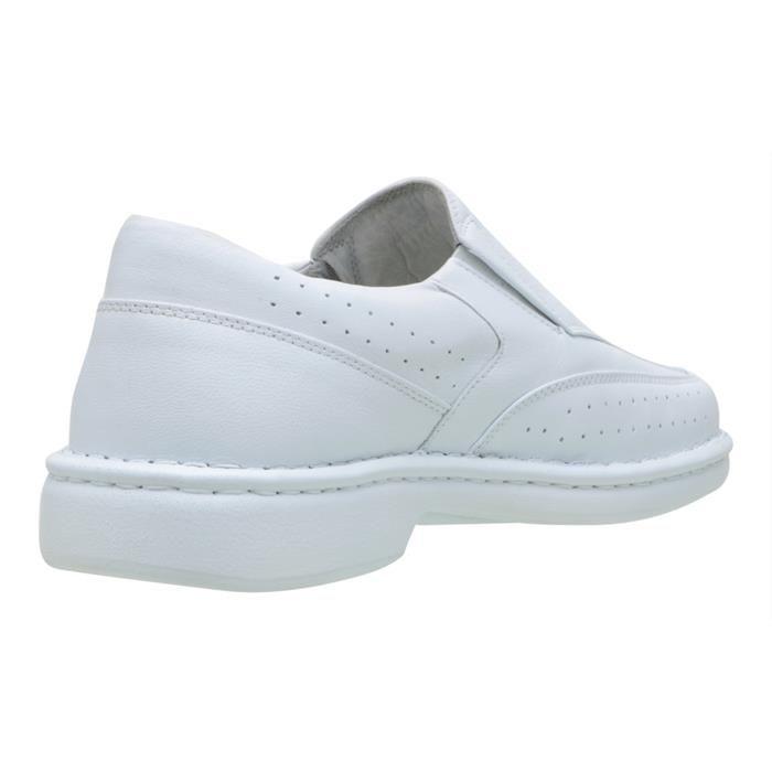 Sapato Social ASA 1751 Branco Liso