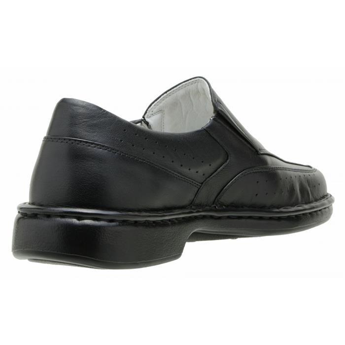 Sapato Social ASA 1751 Preto Liso
