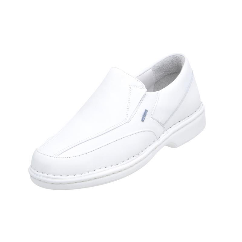 Sapato Social Mafisa Conforto Branco