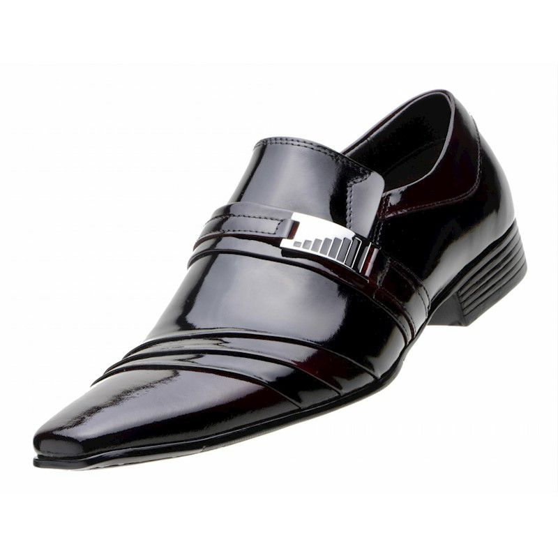 Sapato Social Paulo Vieira Vinho