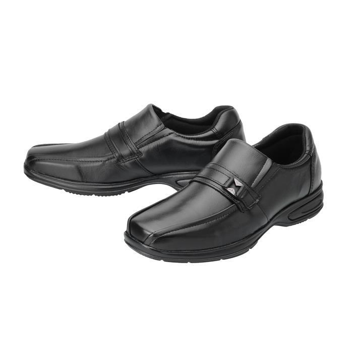 Sapato Social SLZ Com Cadarço 5040 Preto