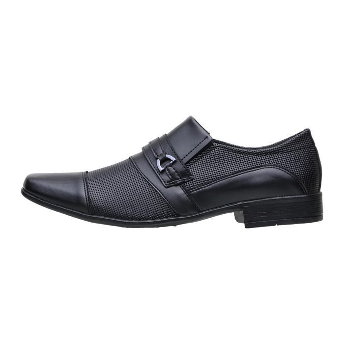 Sapato Social SLZ Siroco Preto 1021