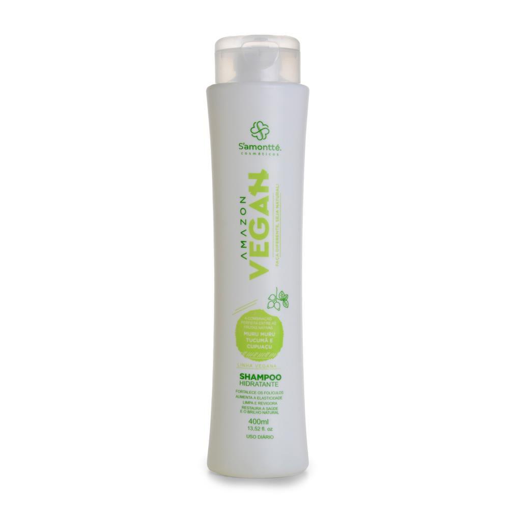 Shampoo S'amontté 1 unidade 400ml - Selecione a fragrância