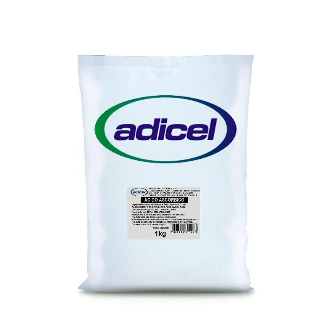Ácido Ascórbico (Vitamina C) - 1 Kg