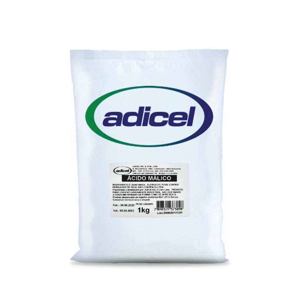 Ácido Málico - 1Kg