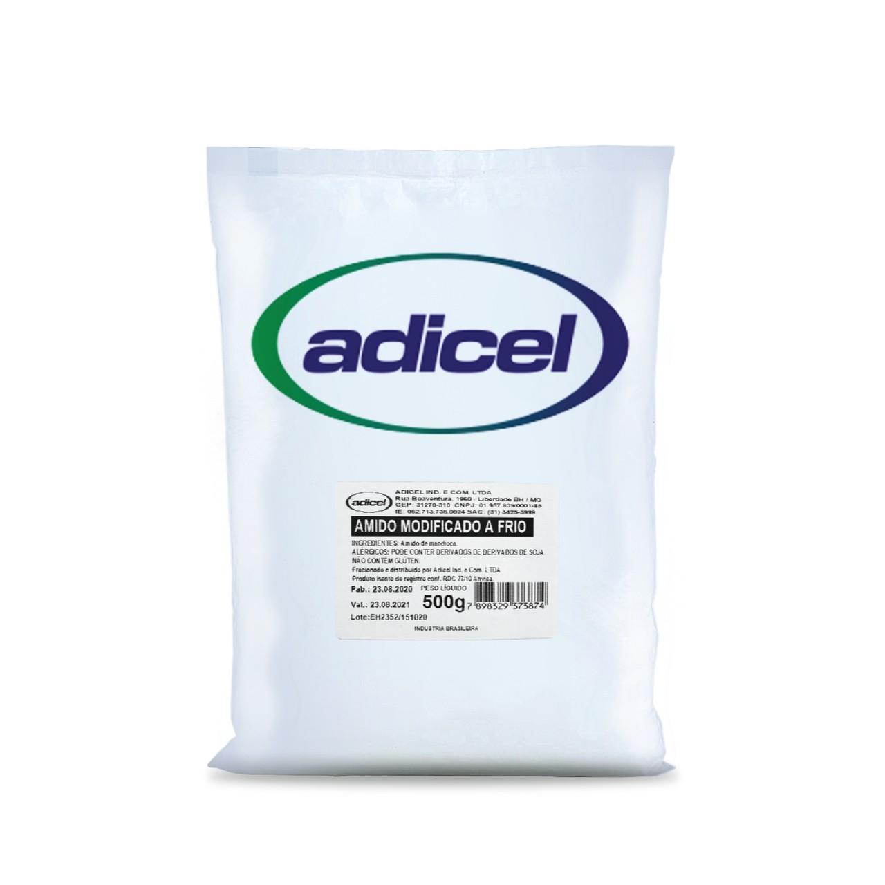 Amido Modificado a frio (pré gelatinizado) - 500g