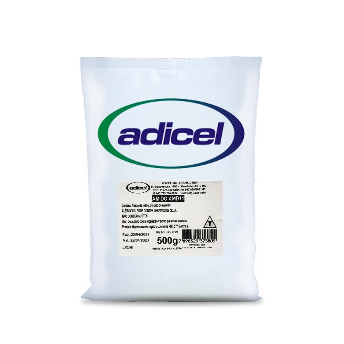 Amido Modificado de Milho para Molhos e Lácteos (AMD11) - 500g