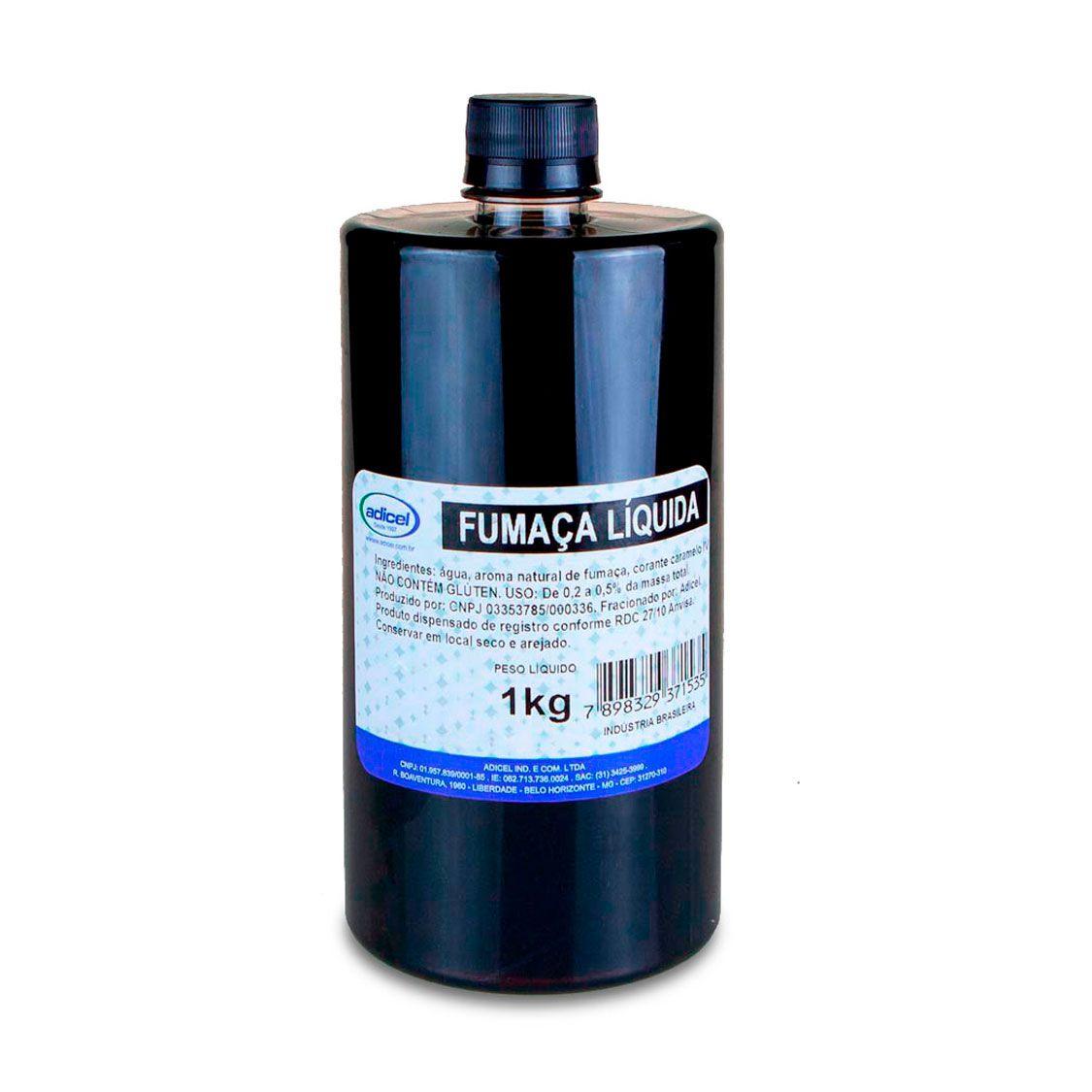 Aroma De Fumaça Líquida - 1 Kg