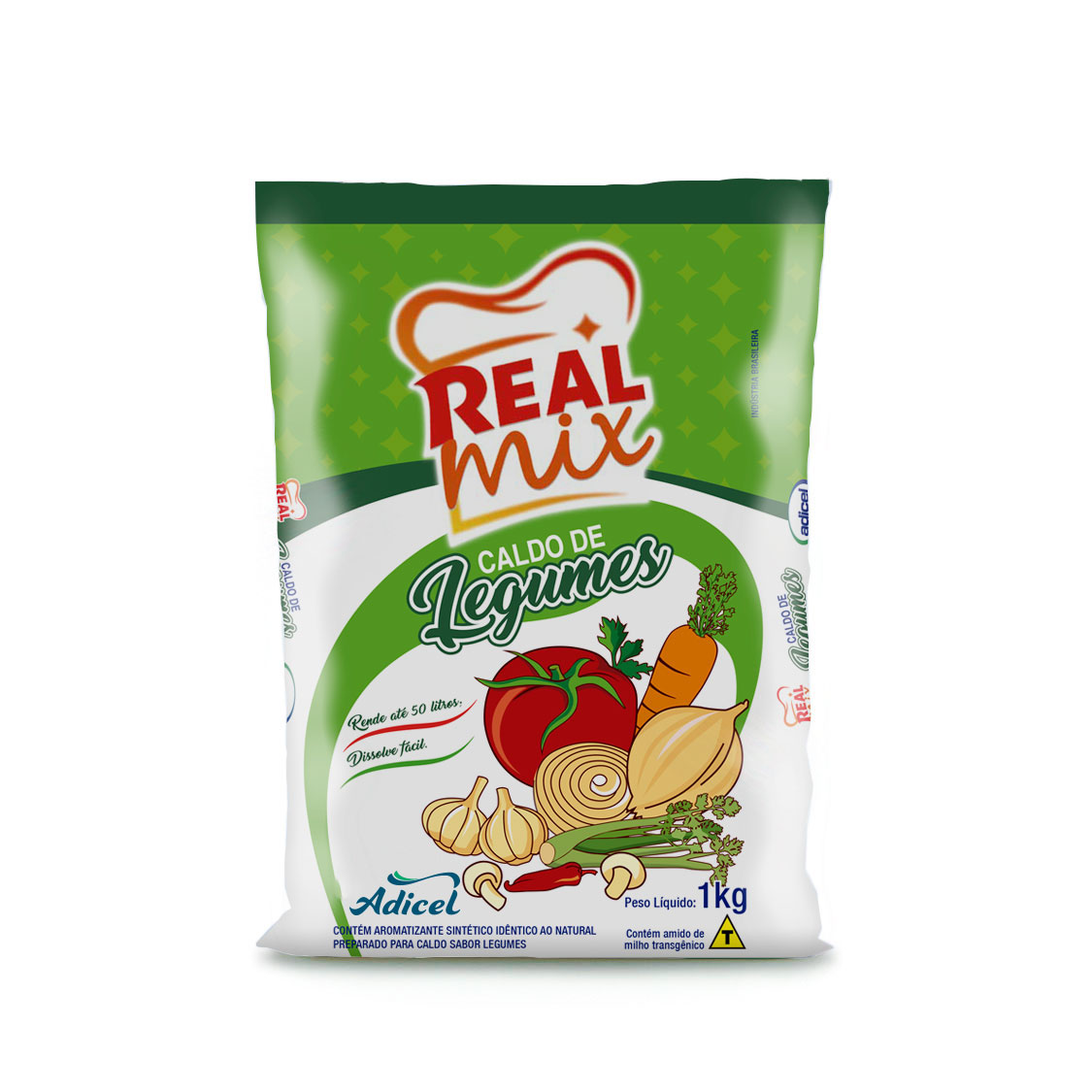 Caldo De Legumes - 1 kg