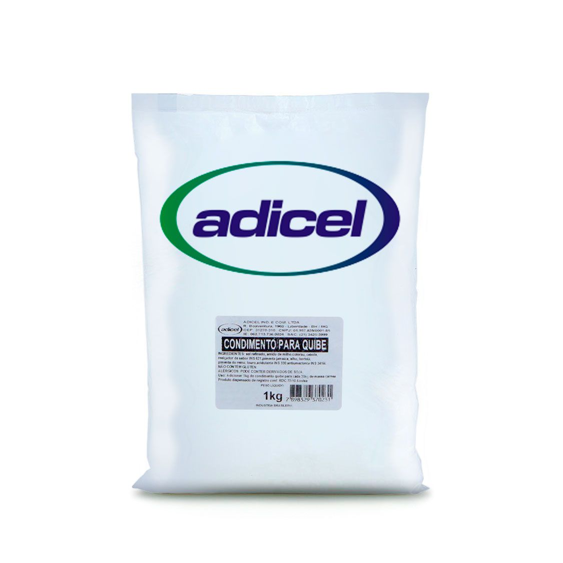 Condimento Para Quibe - 1 kg