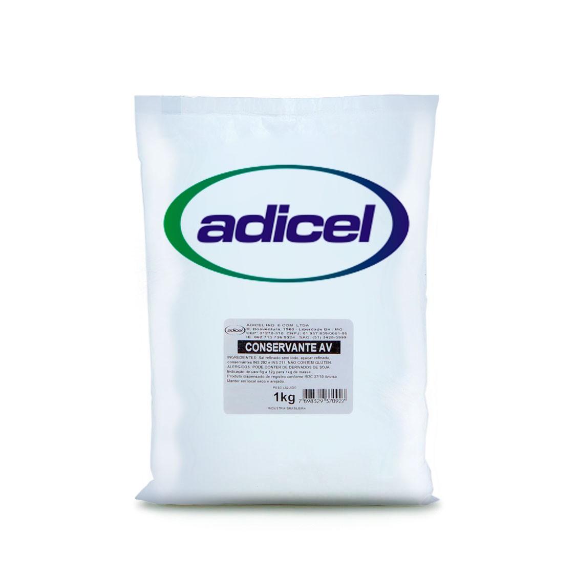 Conservante AV Para Recheios E Molhos -1 kg